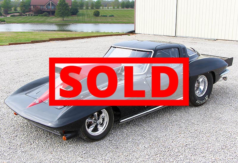 Randy Hagerty Pro Street Corvette For Sale