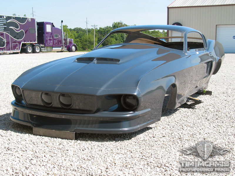 Mustang Performance Parts >> The New Mustang Is Here Tim Mcamis Performance Parts