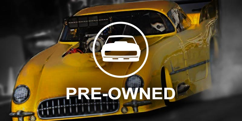 Pre-Owned Pro Modified and Top Sportsman