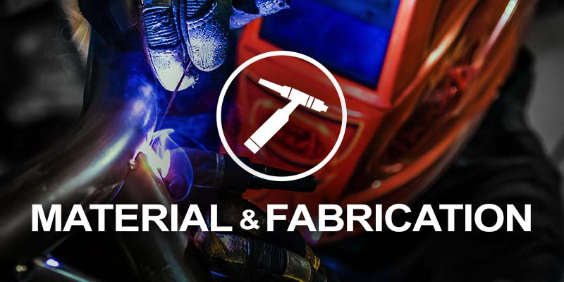Material & Fabrication Supplies