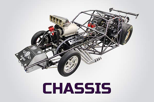 Tim McAmis Performance Parts | Leading drag racing chassis