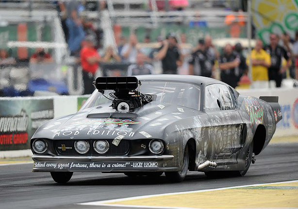Mike Knowles Pro Mod St Louis